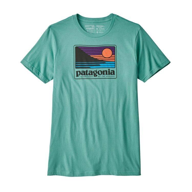 Patagonia Men's Up & Out Organic T-Shirt