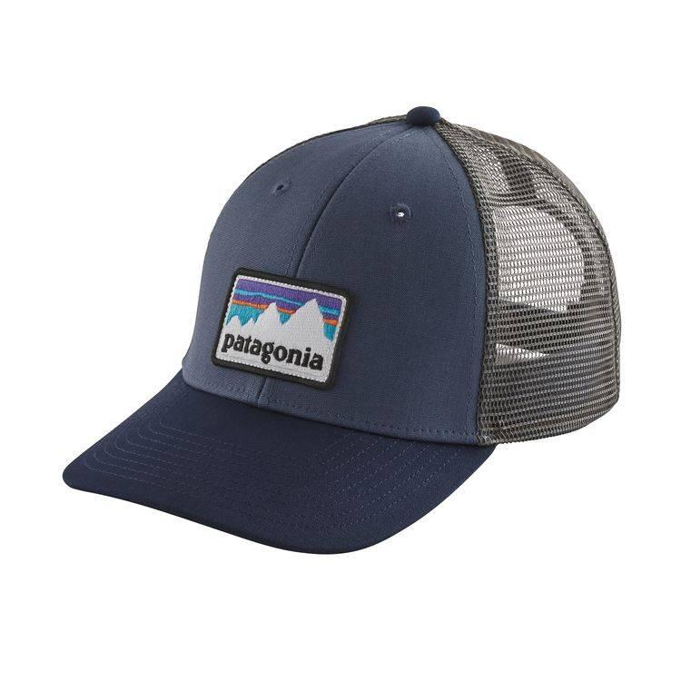 Patagonia Shop Sticker Patch LoPro Trucker Hat