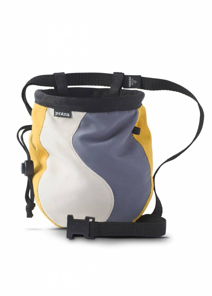Geo Chalk Bag w/ Belt