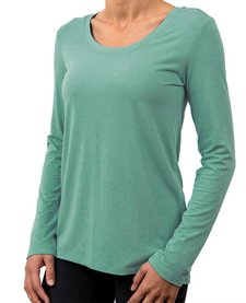 Womens Bamboo Flex Long Sleeve