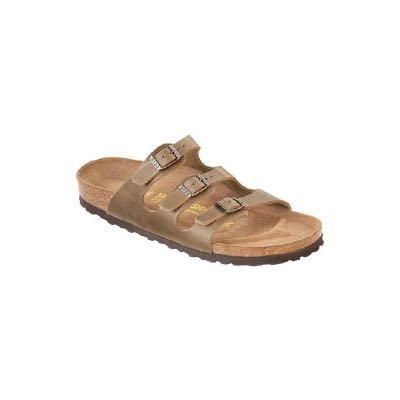 Birkenstock Florida Soft Foot Bed Oil Leather-Reg