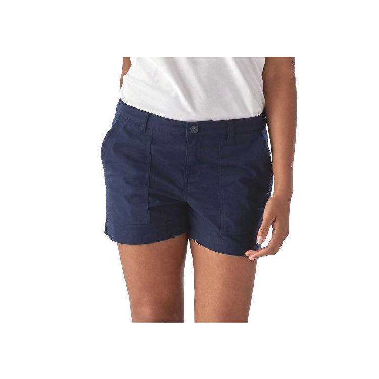 Patagonia Womens Stretch All-Wear Shorts 4 in.
