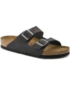 Arizona Soft Footbed Oiled Leather-Reg
