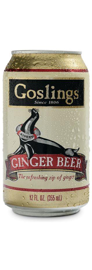 Goslings Ginger Beer - 4 Pack