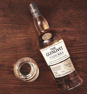 Glenlivet Nadurra Scotch Peated