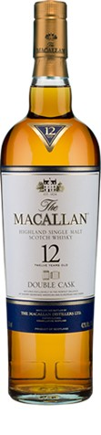 Macallan 12yr Double Cask Scotch