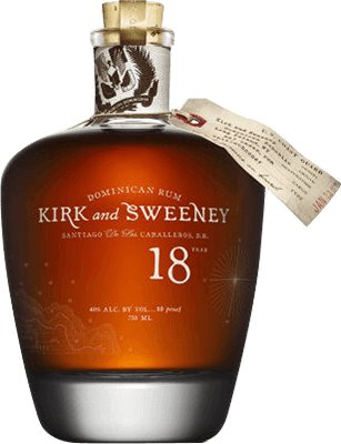 Kirk and Sweeney 18 Year Dominican Rum