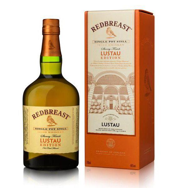 Redbreast Lustau Edition Whiskey