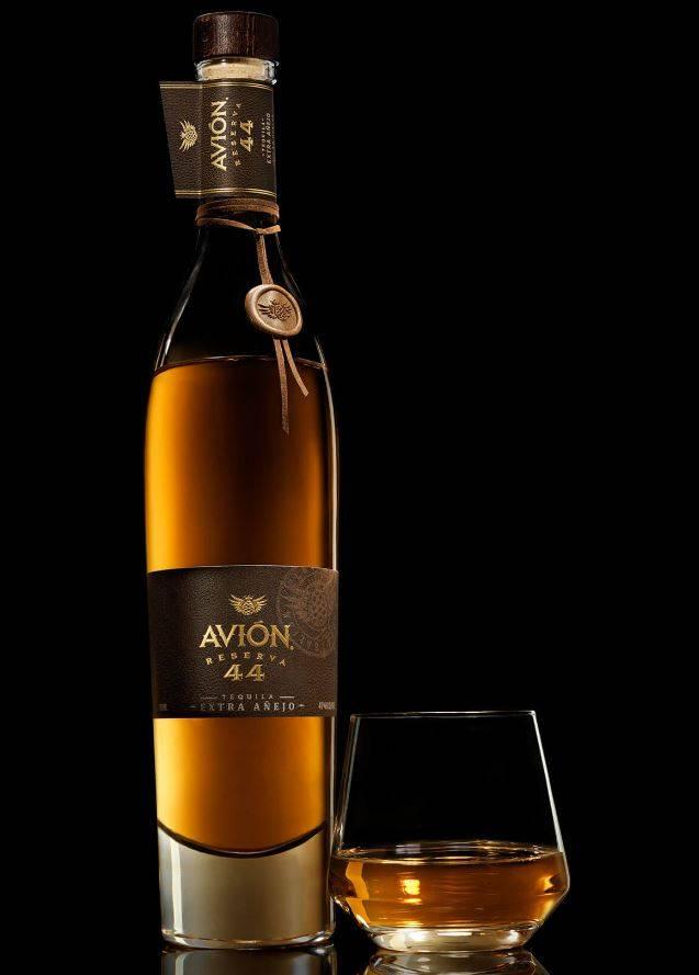 Avion Reserva 44 Extra Anejo Reserve Tequila