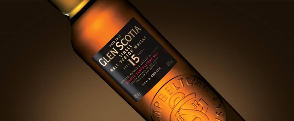 Glen Scotia 15 Year Single Malt Scotch