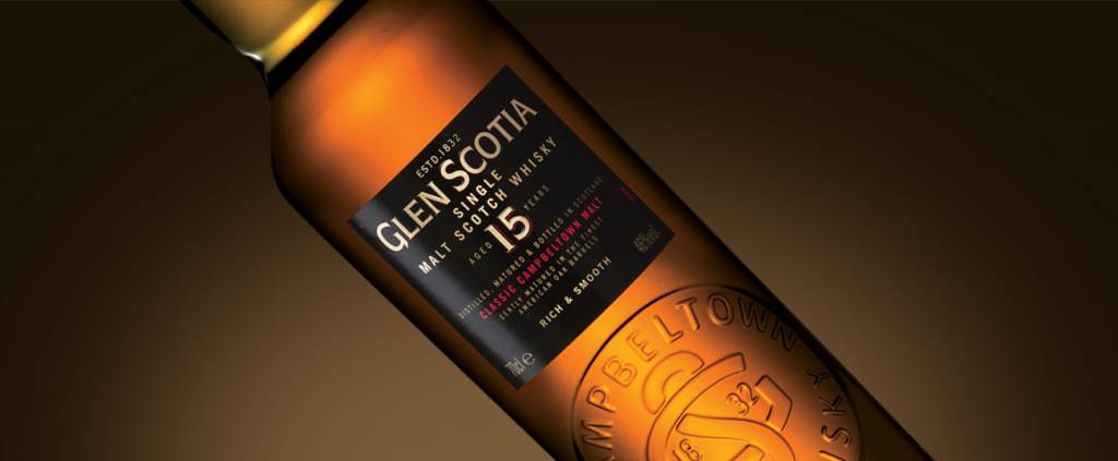 Glen Scotia 15 Year Single Malt Scotch