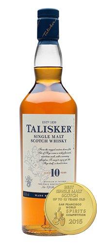 Talisker 10 Year Single Malt Scotch