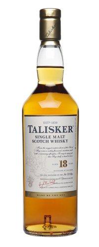 Talisker 18 Year Single Malt Scotch