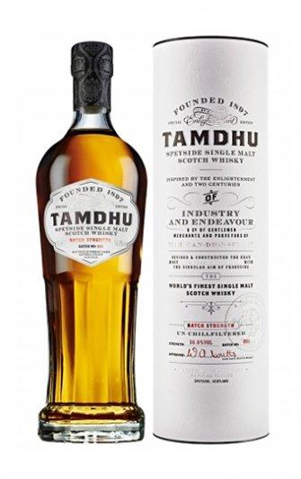 Tamdhu Batch Strength Single Malt Scotch Whisky