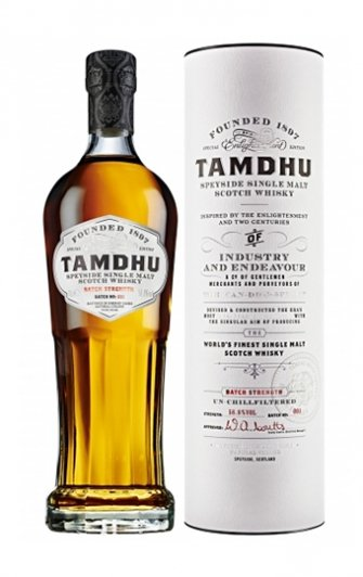 Tamdhu Batch Strength Single Malt Scotch Whisky