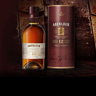Aberlour Highland 12 Year Scotch