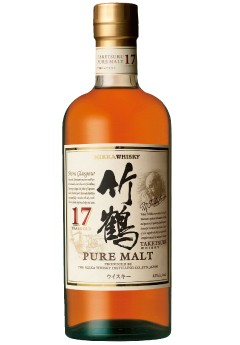 Nikka Taketsuru 17 Year Japanese Whisky