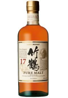 Nikka Taketsuru 17 Year Japanese Whisky