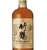 Nikka Taketsuru 21 Year Japanese Whisky