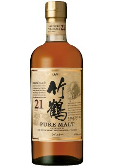 Nikka Taketsuru 21 Year Japanese Whisky