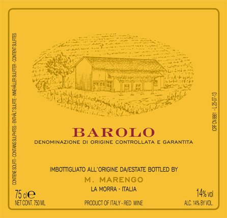 Marengo Barolo