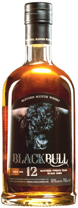 Black Bull 12 Year Blended Scotch Whisky