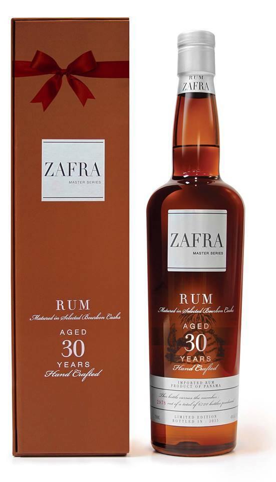 Zafra 30 Year Rum Master Series