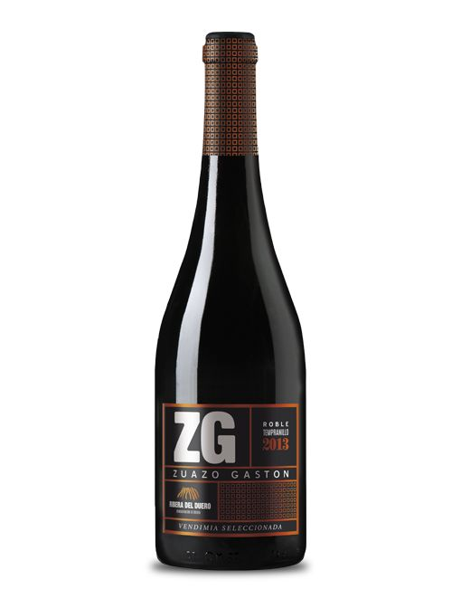 Zuazo Gaston Ribera del Duero Roble