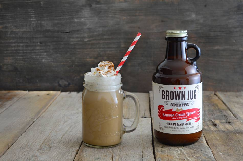 Brown Jug Bourbon Maple Cream
