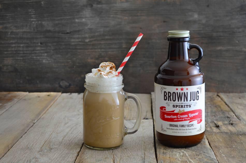 Brown Jug Bourbon Maple Cream