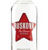 Ruskova Russian Vodka 375mL