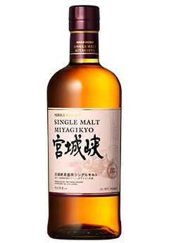Nikka Japanese Whisky Single Malt Miyagikyo