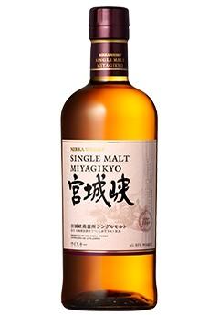 Nikka Japanese Whisky Single Malt Miyagikyo