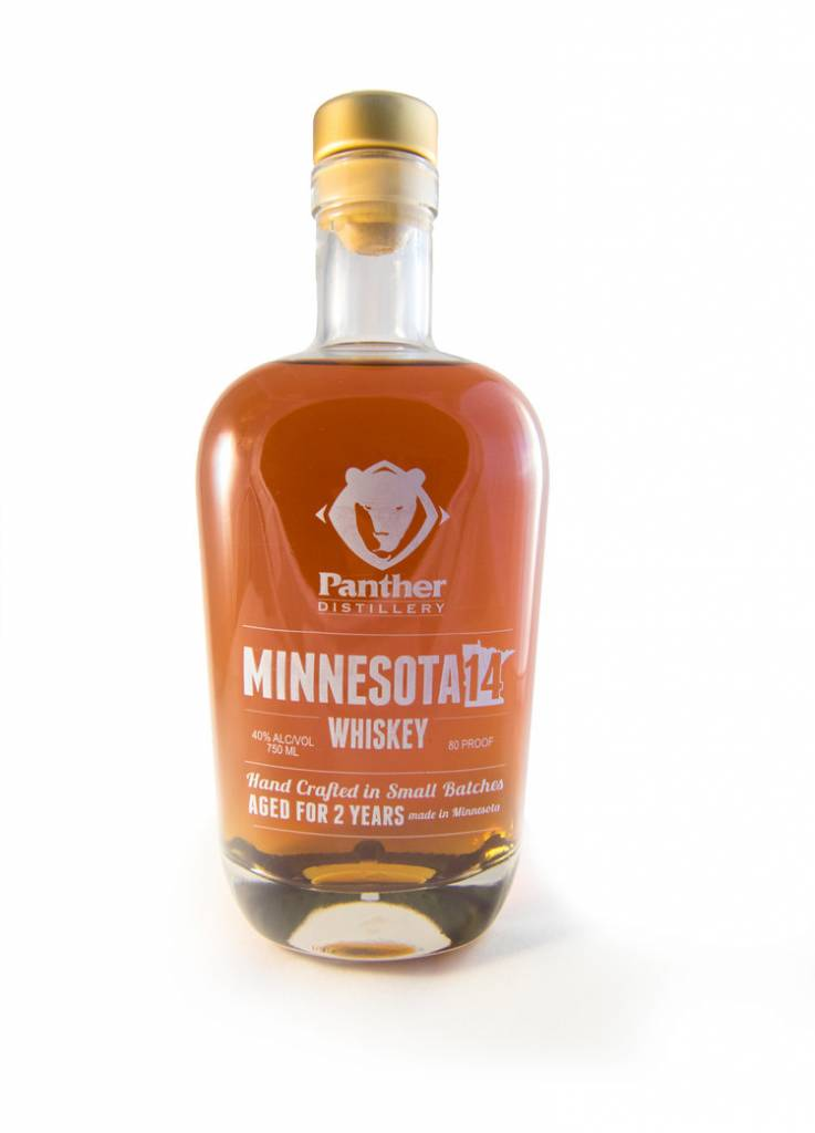 Panther Minnesota 14 Bourbon Whiskey