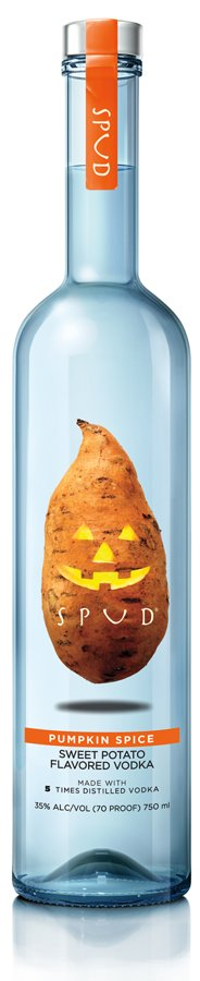 Spud Vodka Sweet Potato Pumpkin Spice