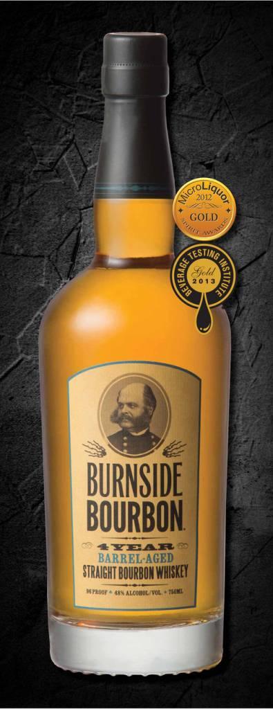 Burnside 4 Year Barrel-Aged Bourbon