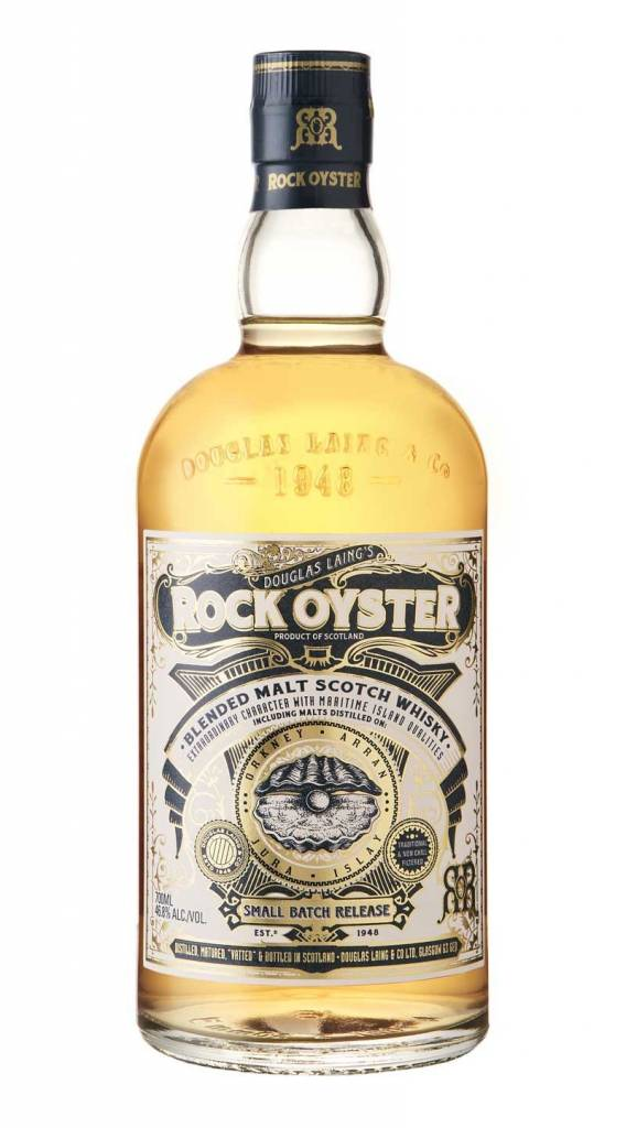Douglas Laing's Rock Oyster Blended Scotch 750ml
