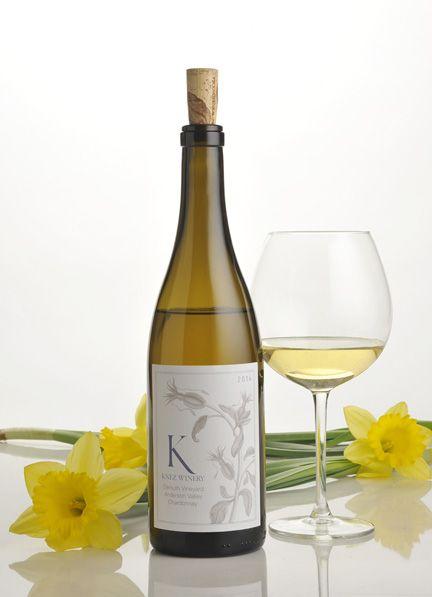 Knez Winery Chardonnay Demuth Vineyard