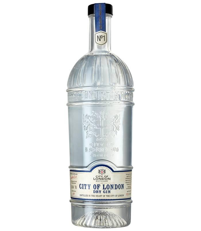 Tyler's Original City of London Gin 750mL