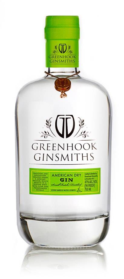 Greenhook Ginsmiths American Dry Gin 750mL