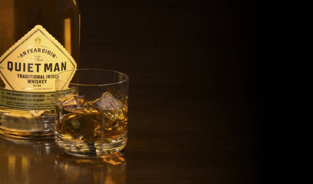 Quiet Man Irish Whiskey 750mL