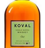 Koval Single Barrel Oat Whiskey