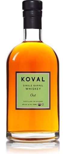 Koval Single Barrel Whiskey - Oat