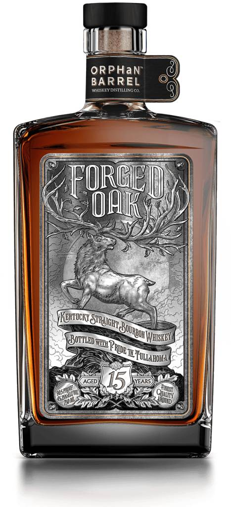 Orphan Barrel Forged Oak 15 Year Bourbon 750ml