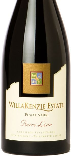 WillaKenzie Estate Pinot Noir Pierre Leon 1.5L