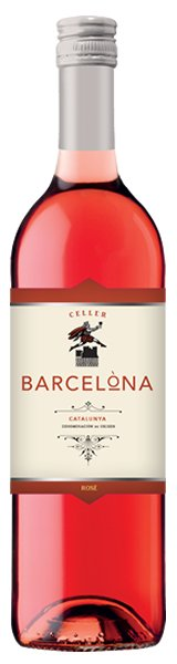 Celler Barcelona Rose