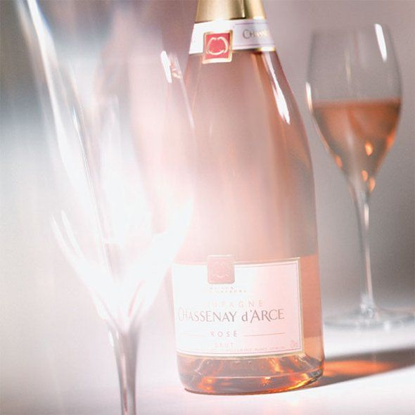 Champagne Chassenay d'Arce Brut Rose