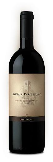 Antinori Badia A Passignano Chianti Classico Riserva 2007 Tuscany 750ml