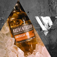 Auchentoshan American Oak Single Malt Scotch 750ml