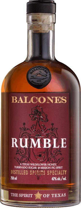 Balcones Rumble Whiskey 750ml